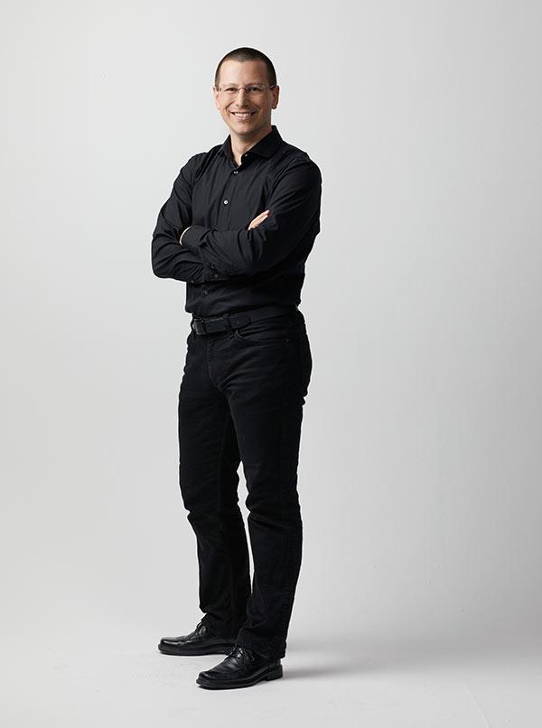Scrum und Agility Trainer Dominik Maximini